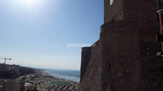 Spiagge dal Castello