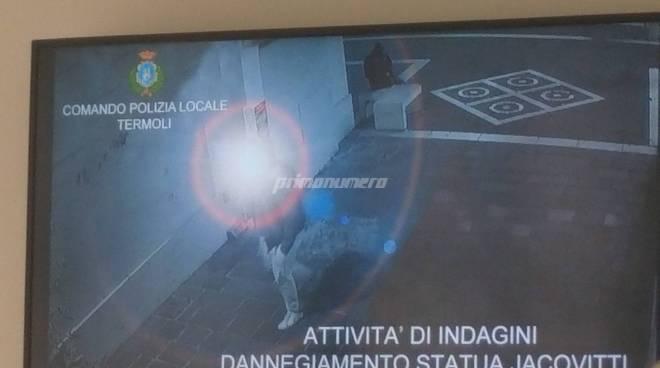 Conferenza polizia Jacovitti