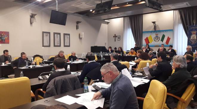 Consiglio comunale 30 gennaio 2019 termoli