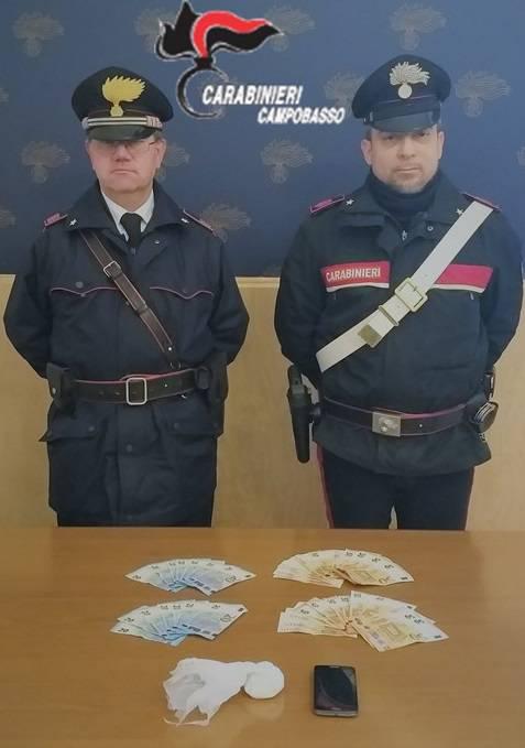 CC carabinieri droga