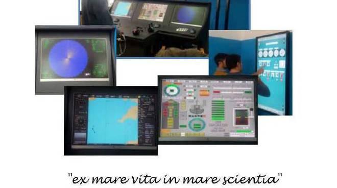 Laboratorio simulazione navale