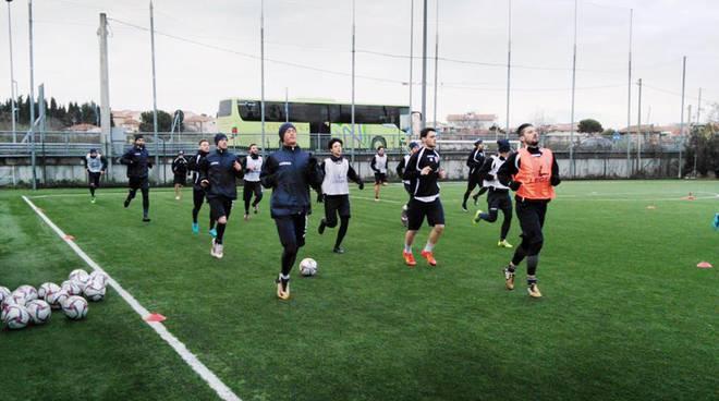 allenamenti campobasso calcio