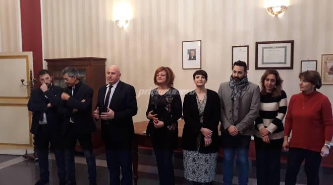 giunta comune Campobasso Battista