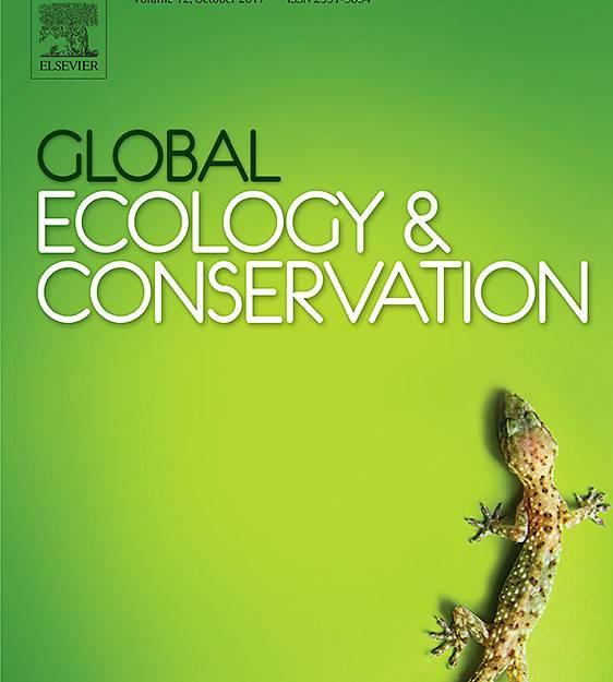 Rivista scientifica Global ecology