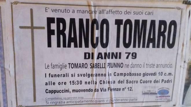 Franco Tomaro