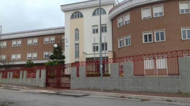 scuola Montini Campobasso sede Assessorato attività produttive