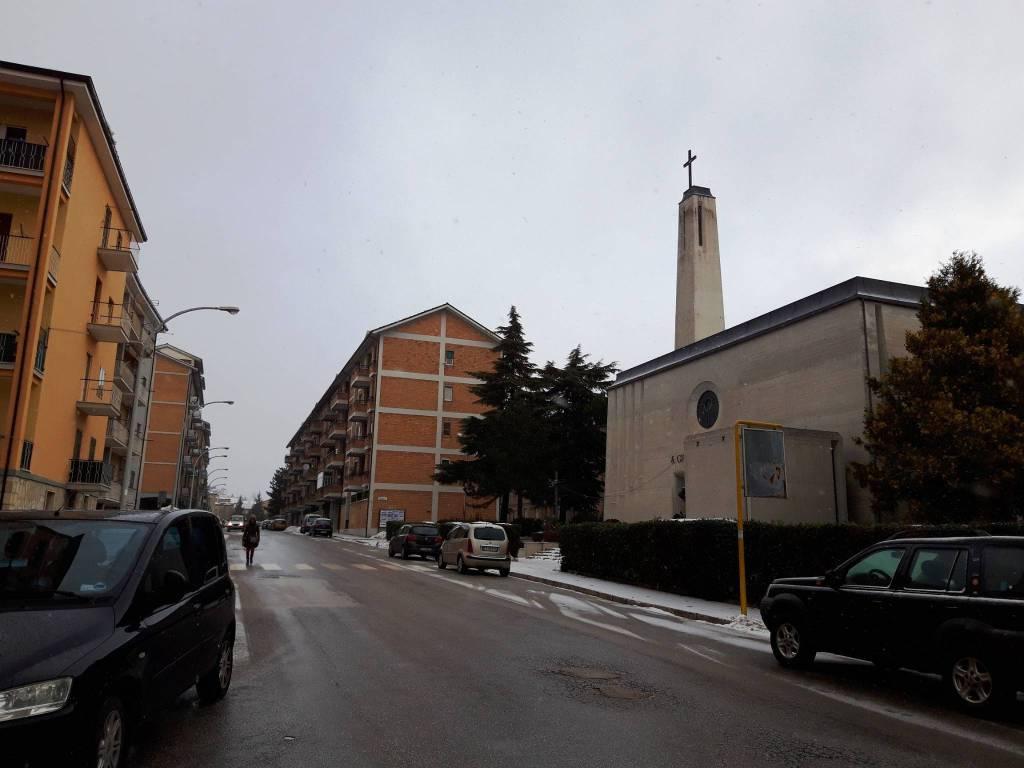 chiesa san Giuseppe artigiano quartiere Cep Campobasso