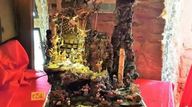 Mostra presepi Castello Svevo