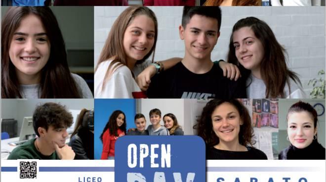 Open day Istituto Alfano