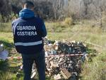 discarica - sequestro Guardia Costiera