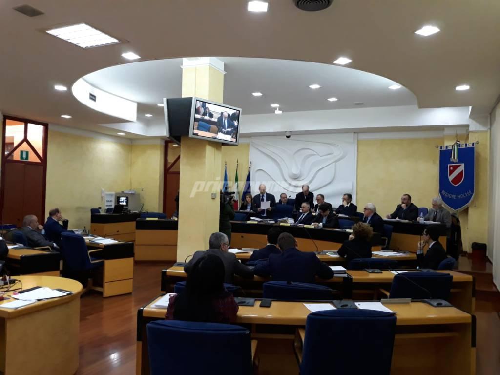 Consiglio regionale 2019