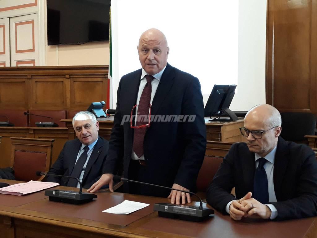 Niro, Battista e Toma