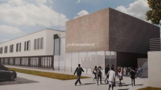 nuova scuola del Cep Campobasso