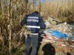 Sequestro Capitaneria discarica biferno