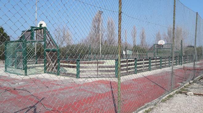 Campi sportivi Petacciato