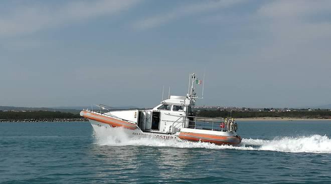 Capitaneria motovedetta