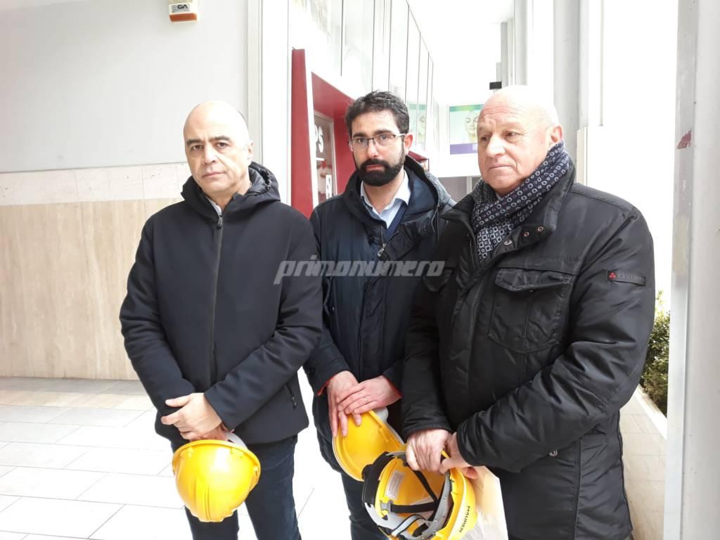 Di Pardo, Latessa e Battista Campobasso