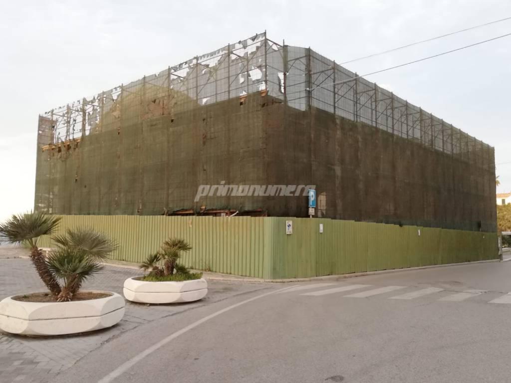 ex cinema Adriatico di Termoli
