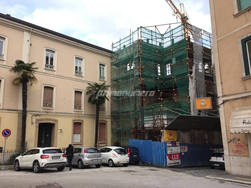 palazzo ex Enel via Roma Campobasso