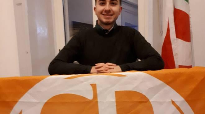 Ruggiero Lombardi segretario Giovani democratici cb