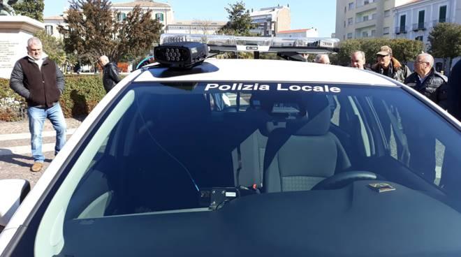 street control auto Polizia Municipale Campobasso