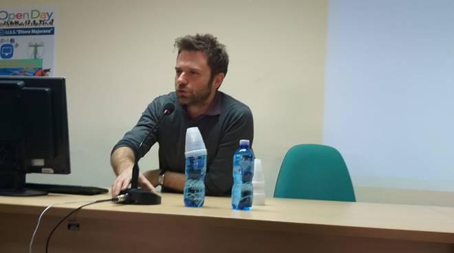 Paolo Giordano al Majorana