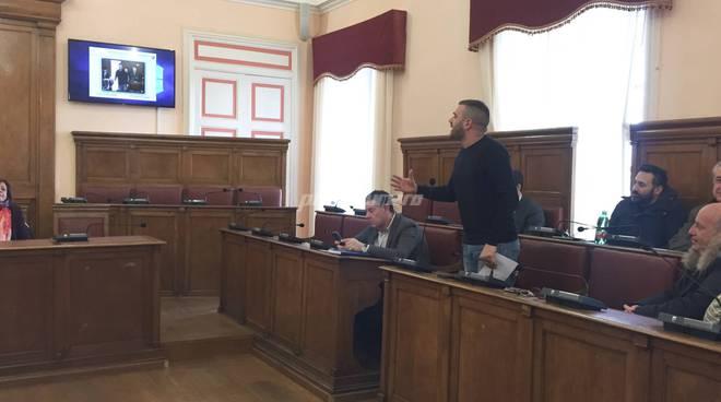 Trivisonno consiglio comunale Campobasso
