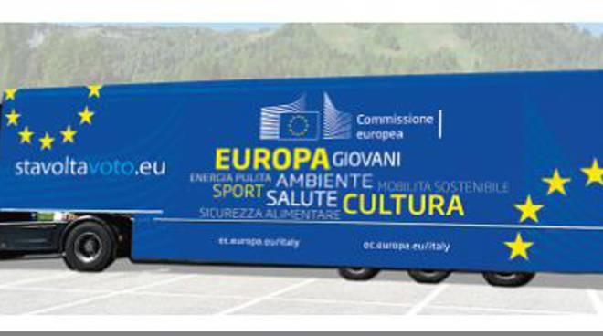 Tour camion Europa