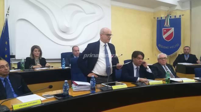 Donato Toma Di Baggio Mazzuto Cotugno Regione Molise