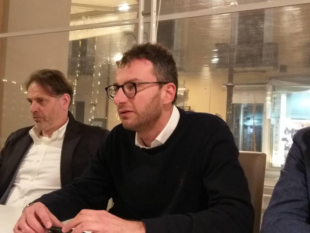 Stefano Buono a Termoli