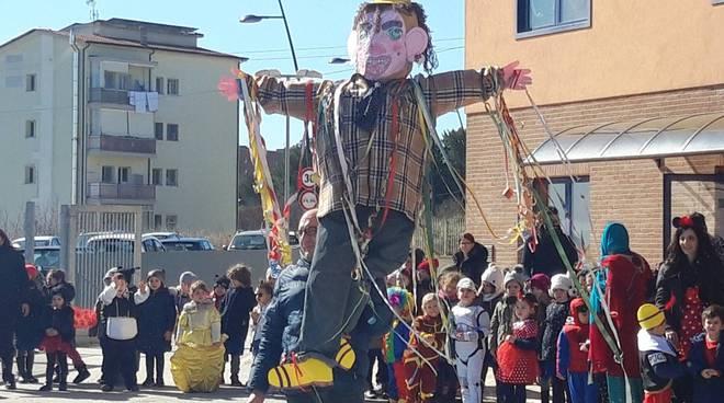 sfilata di Carnevale Montini