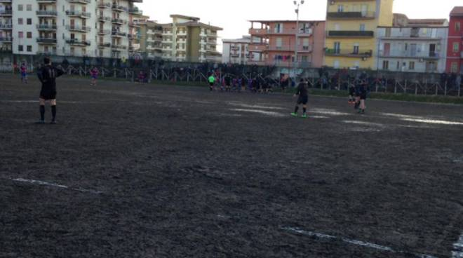 Hammers Rugby a Battipaglia
