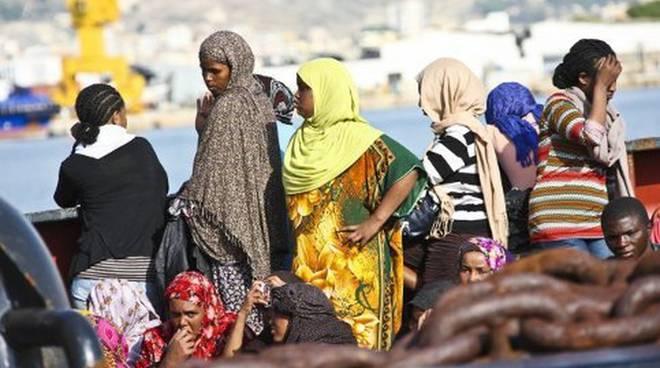 donne migranti