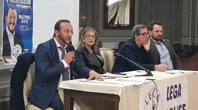Pascale Tramontano Lega Campobasso