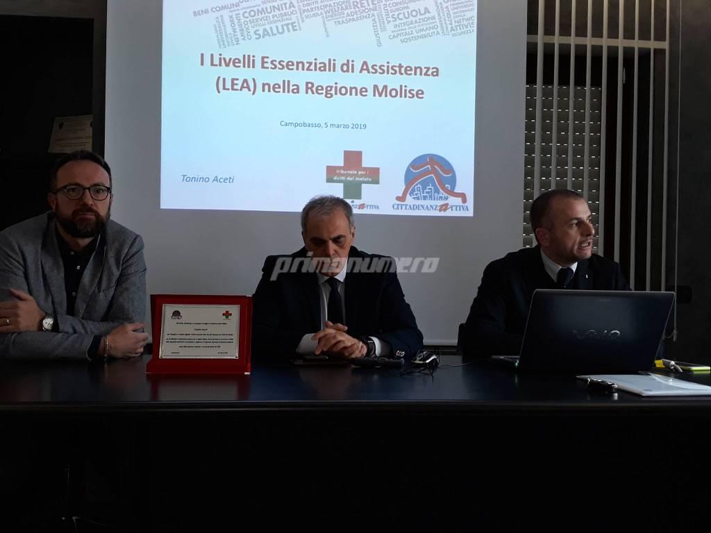 Vitarelli, Sosto, Aceti