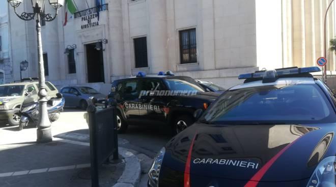 Carabinieri Tribunale Campobasso