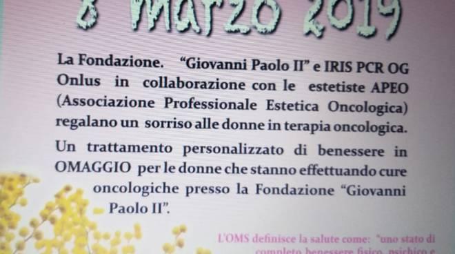 8 marzo Fondazione Cattolica