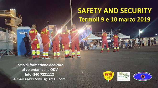 Corso Safety and security