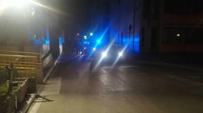 Polizia notte Campobasso