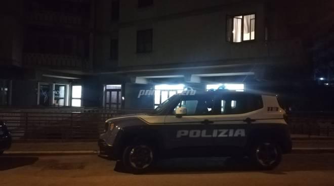 blitz Campobasso Polizia 8.03