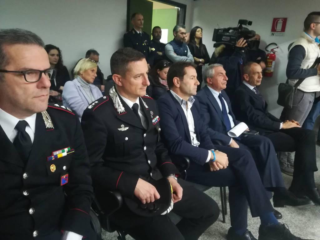 Carabinieri Gaeta Petrocco Caggegi D'Angelo
