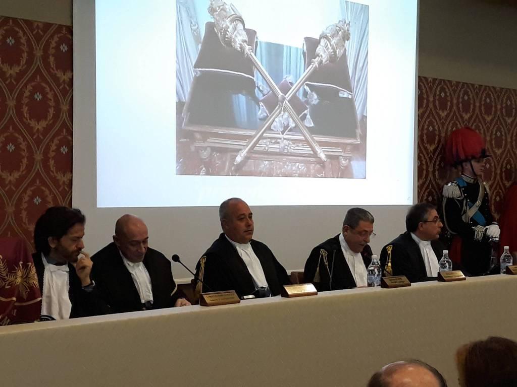 anno giudiziario Corte dei Conti 2019