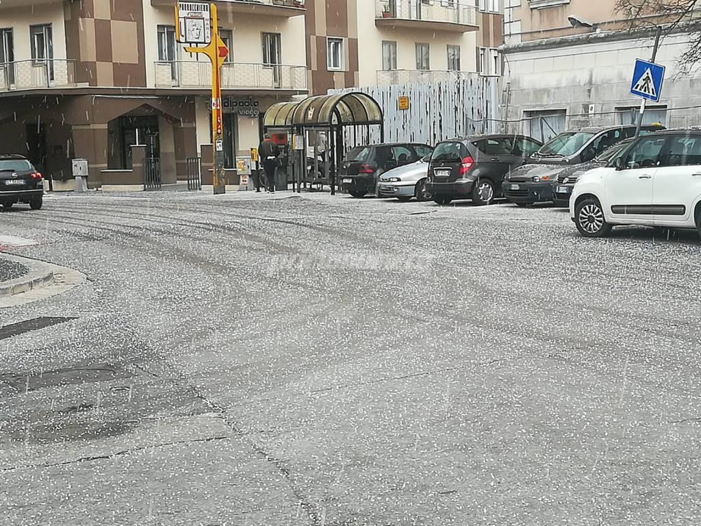 neve Campobasso 12 marzo
