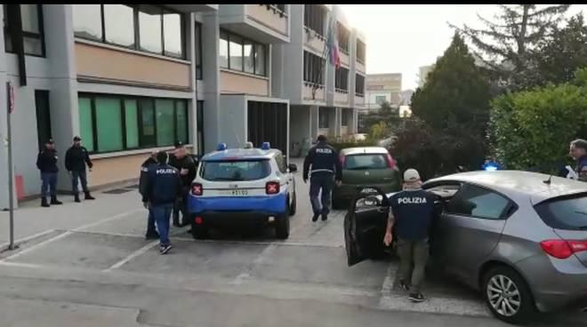 Polizia arresto Campobasso