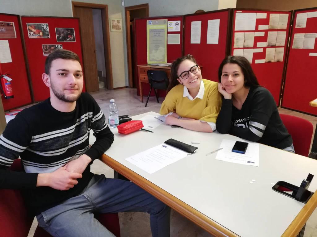 Studenti Alfano