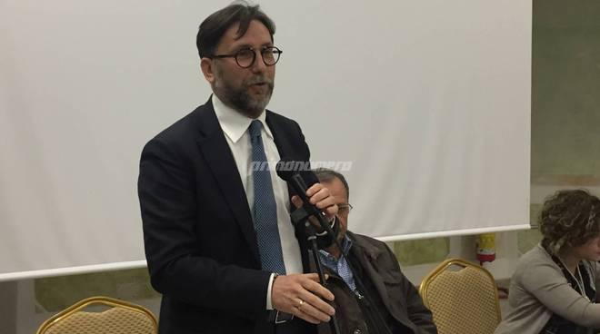 Vittorino Facciolla assemblea Pd