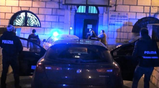 Polizia Campobasso arresto carcere