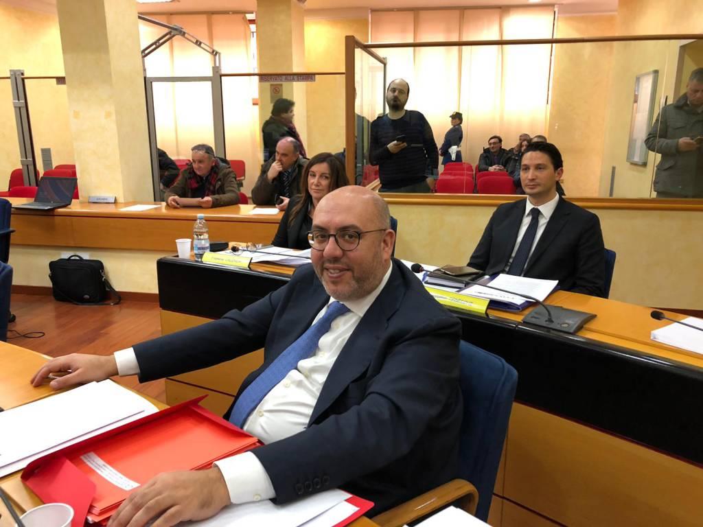 Andrea Di Lucente Consiglio regionale