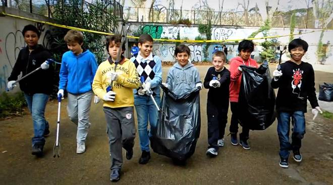 Banda riciclante