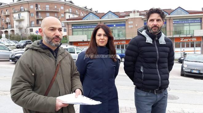 M5S Campobasso Cretella Felice Gravina